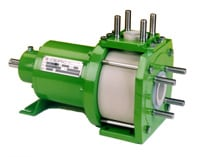 magnetic driven plastic centrifugal pump