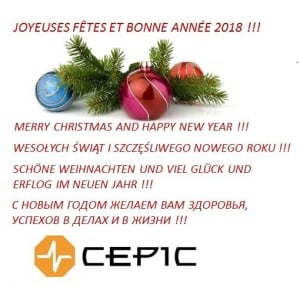 Happy New Year CEPIC 2018